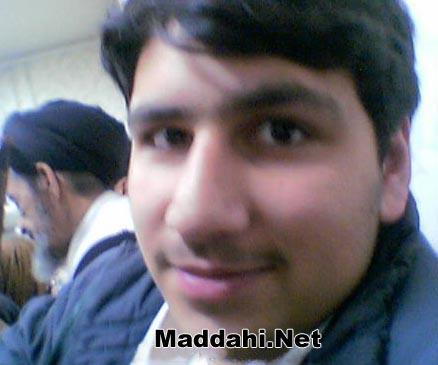 سید علی خمینی در ایام نوجوانی