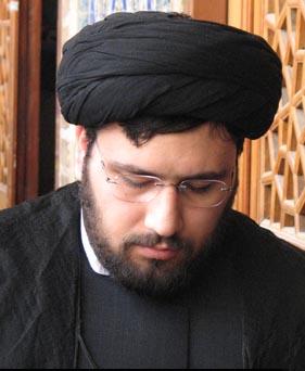 و این هم سید علی در یزد