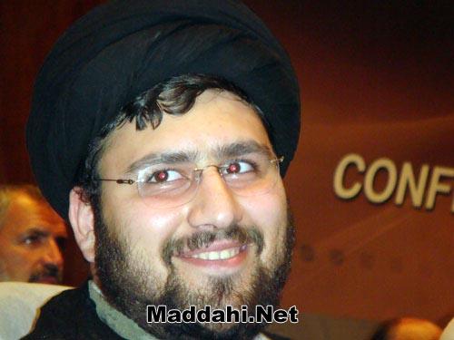 و این هم سید علی خندان این روزها ...